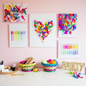 design improvised home decor crafts
