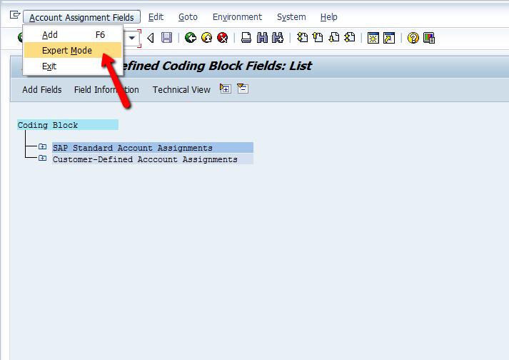 ABAP FEVER: Adding new field in Enjoy Transactions SAP