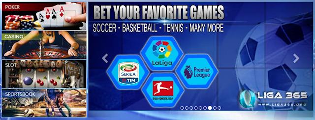 Situs Liga365 Online Terbaik, Terbesar Di Indonesia