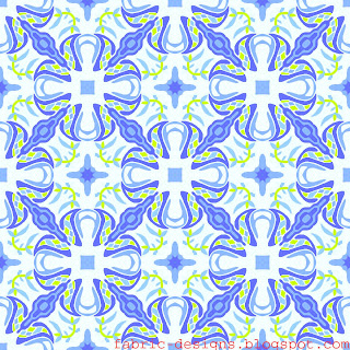 geometric patterns for fabric painting