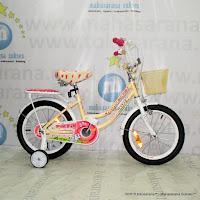 Sepeda Anak UNITED POM POM