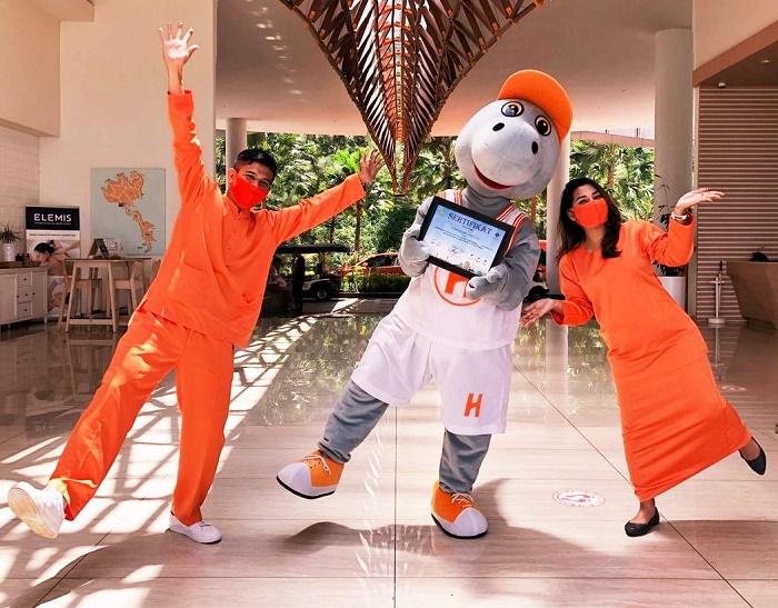 Nikmati Paket Akhir Pekan Keluarga di Harris Resort Barelang Batam