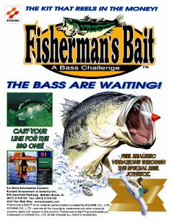 Fisherman's Bait adalah game memancing yang butuh kesabaran