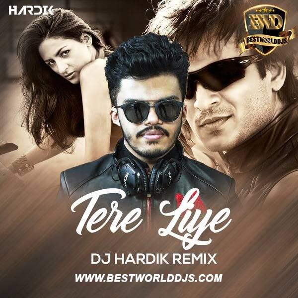 Tere Liye (Remix) - Prince - DJ Hardik