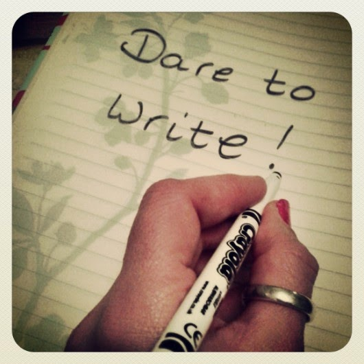 Dare to Write: How Focus Gets Things Finished
