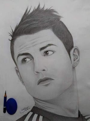 #Ronaldo Gets More Love From Their #Fans... #CR7.