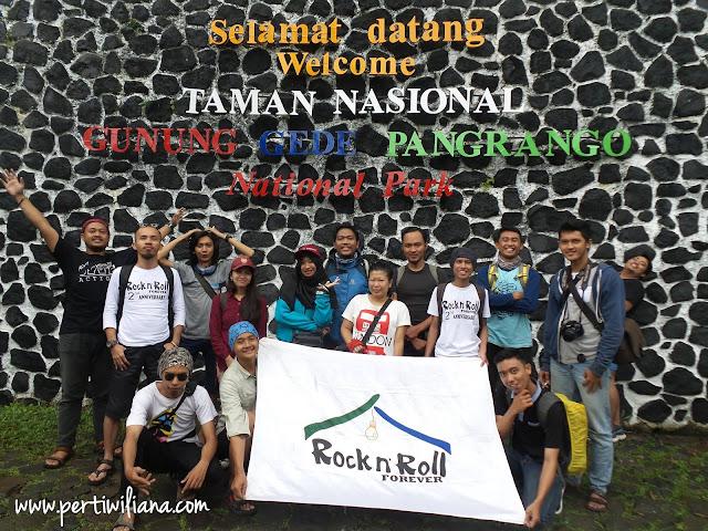Let's Rock N' Roll: Belajar dari Alam #1
