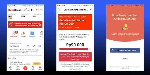 Aplikasi Android Penghasil Uang Terbaik Dan Terlegit 2021