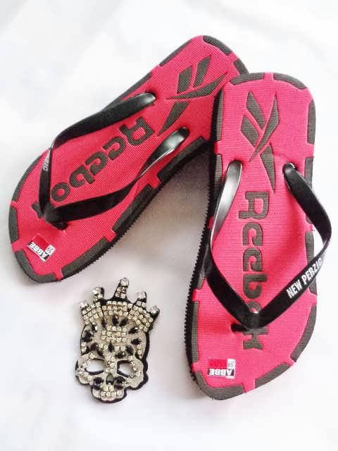 Sandal Murah Jepit Ferzic merah
