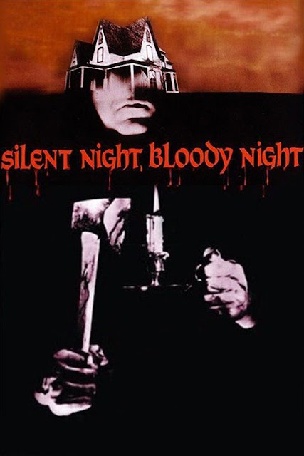 Silent Night, Bloody Night 1972 horror movie poster