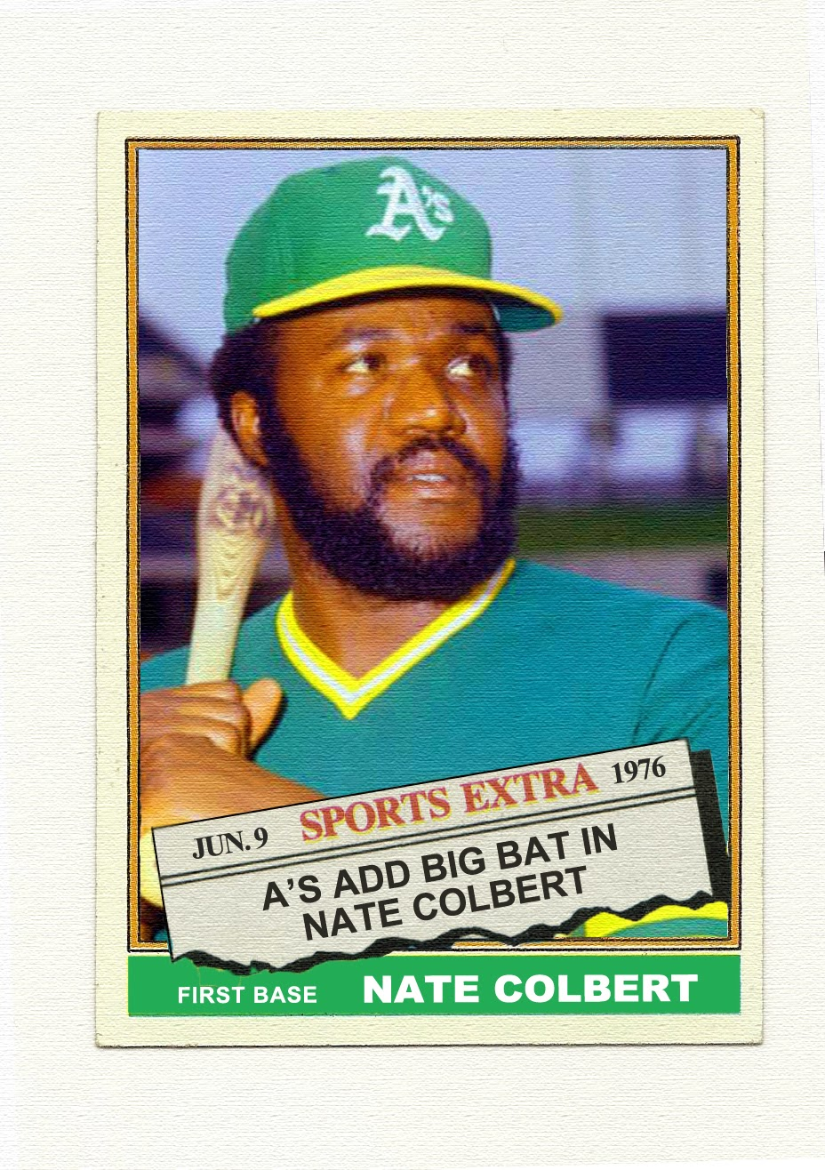 The Baseball Card Blog 1976 Topps Traded The Missing Cards 495t