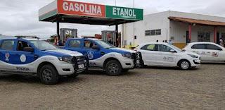 Fraude em posto de combustíveis