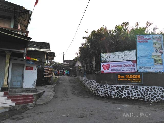 Desa Wisata Pancoh Sleman DIY
