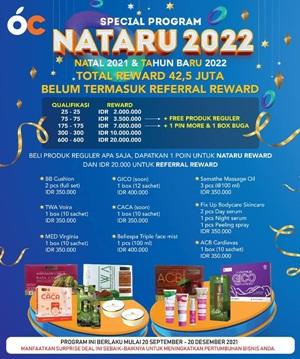 Program Natal dan Tahun Baru 2022