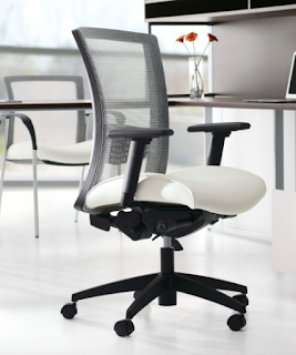 Weight Sensing Office Chair