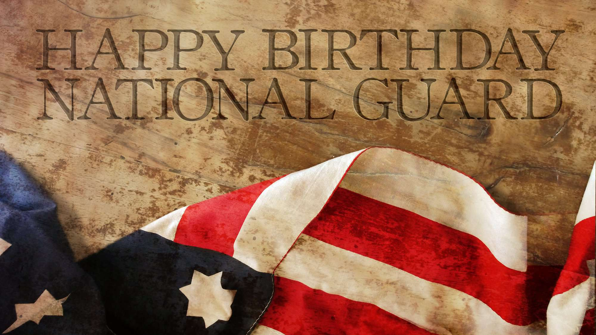 U.S. National Guard Birthday Wishes for Whatsapp