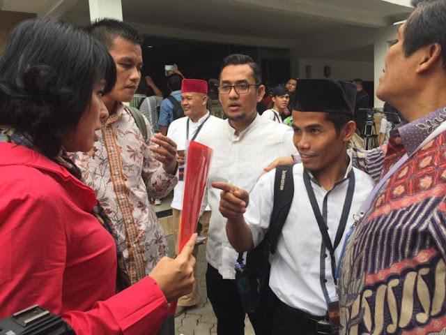 """Usai Sidang, Adik Ahok """"Ancam"""" Pemuda Muhammadiyah"""