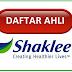 Cara Daftar Ahli Shaklee Online