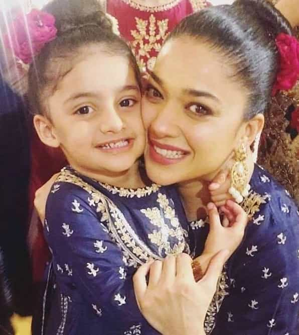 Sanam Jung's Sister Sonia Wedding - Ethereal Pictures of Three Sisters