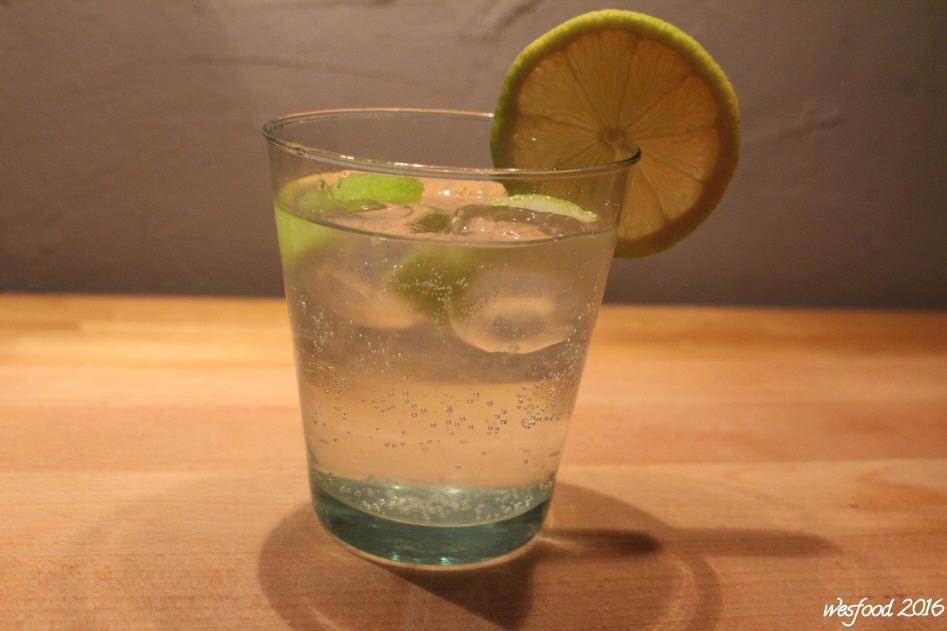 WesFood: Gin Tonic