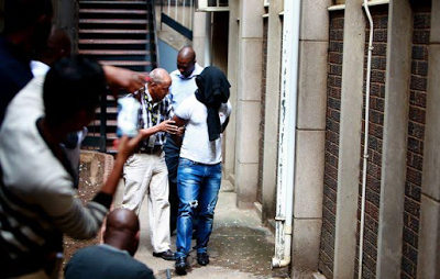 Man who collected R40,000 from Oscar Pistorius to wipe off his criminal conviction bags 4 years sentence