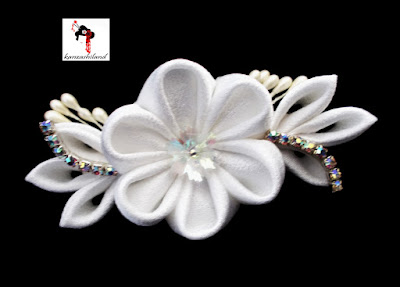 kanzashi wedding