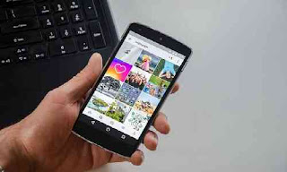 Cara mengganti Password instagram baru
