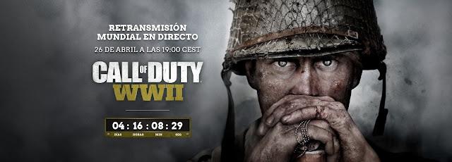 ¡Reveal trailer del nuevo Call of Duty WW2 ya tiene fecha de salida!