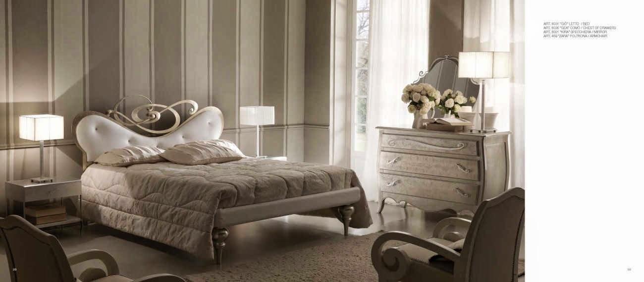 Design interior mobila dormitor de lux Italia - Design Interior | Amenajari interioare - Bucuresti | Mobila Italia - mobila dormitor lux italia pat Gio