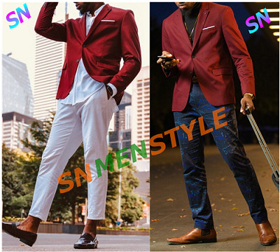 THE GENTLEMAN FASHION VS FORMAL FASHION CLOTHING