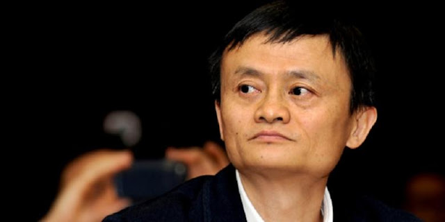 Pendiri Alibaba Jack Ma Mantan Guru Jadi Miliarder