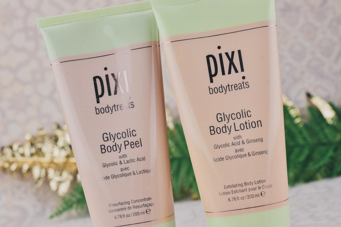 Lieblinge Favoriten Pixi gepflegte strahlende Haut Glycolsäure