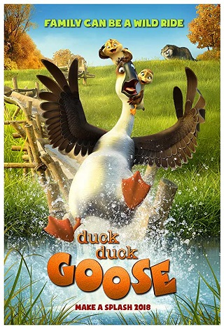 Duck Duck Goose 2018 English 750MB WEB-DL ESubs 720p