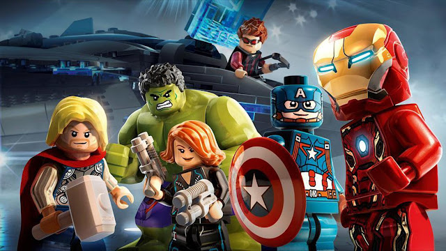 LEGO Marvel Vengadores, noticias de juegos