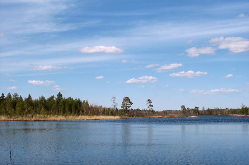 Большое Пихтальское озеро
