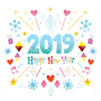 Feliz año nuevo imagenes 2019 felices fiestas