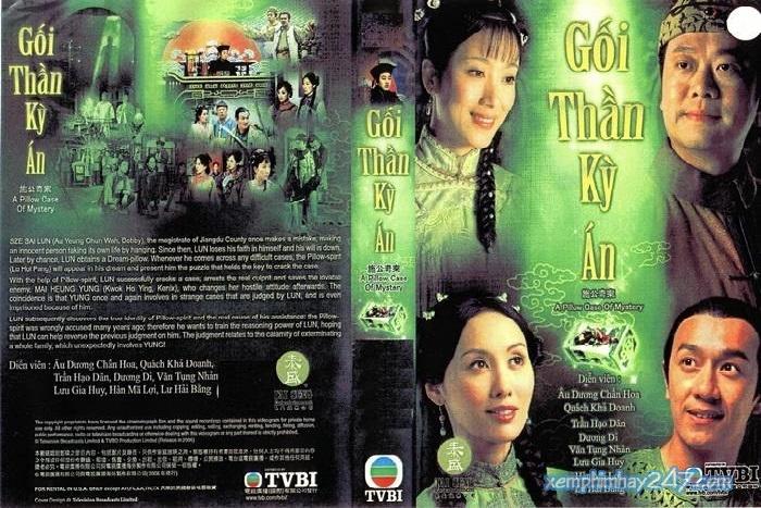 http://xemphimhay247.com - Xem phim hay 247 - Kỳ Án Nhà Thanh - Gối Thần Kỳ Án 1 (2006) - A Pillow Case Of Mystery (2006)