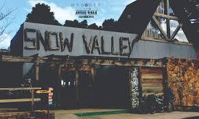 Snow Valley para os aventureiros