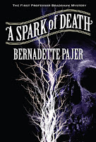 Image result for a spark of death book cover