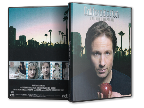 Capa DVD Californication - 1ª Temporada