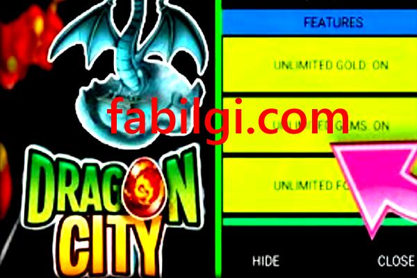 Dragon City Mobile Herşey Sınırsız Mod Menü İndir Ağustos 2021