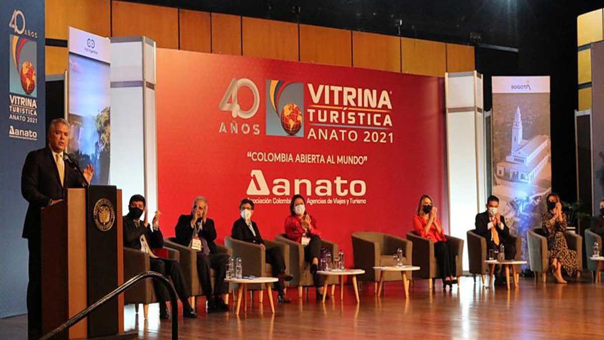 ARRANCA VITRINA TURÍSTICA ANATO COLOMBIA 01