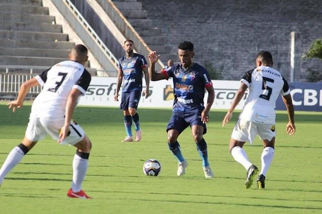 Pós-jogo: Botafogo-pb x Fortaleza - Um jogo de 7 erros!