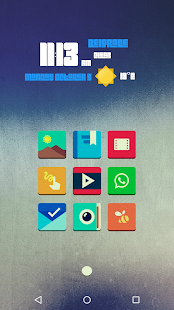 Tenex – Icon Pack Pro Apk v12.6.0 [Patched] [Latest]