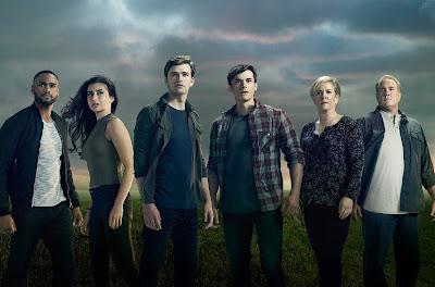 Serie Beyond (2017)