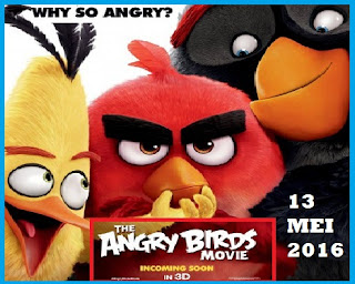 Film The Angry Birds Movie