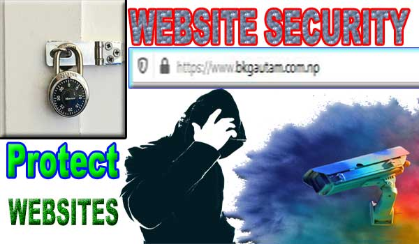 Protect website From Hacking