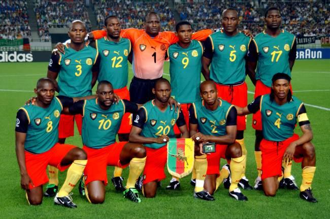 Países do Continente Africano: Camarões