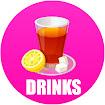 drinks in spanish