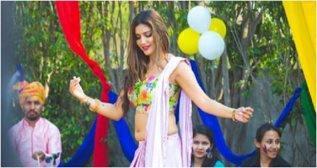 Sapna Choudhary Ke Gane | Teri Aakhya Ka Yo Kajal Dance Video